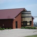 Four Roses Bourbon site has unique buildings