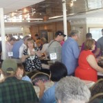 Buffet Dinner aboard the Belle of Cincinnati