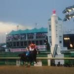 Jopckey Rosie Napravik wins Oaks
