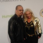 Ice T & Coco at Unbridled Eve