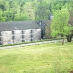 Woodford Reserve Bourbon buildings