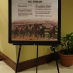 Kentucky Derby Tours lobby poster