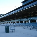 Keeneland Race Course Grandstand