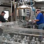 4 Roses Bourbon bottling lab