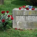 Seccretariat grave