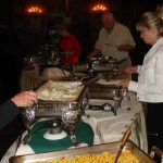 Spindletop Hall Buffet