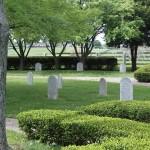 Calumet Farm cemetery