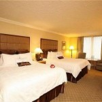 Crowne Plaza Hotel rooms