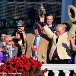 Winners celebrate