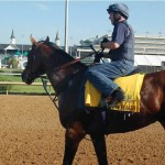 Kentucky Derby contender Union Rags
