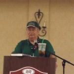 Turfwriter Billy Reed