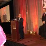 Art Sherman, trainer of California Chrome honored