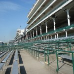 Churchill Downs before