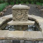 Horse Park fountain