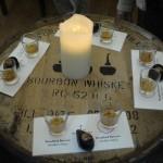 Bourbon tasting time!