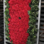 Garland in freezer at Kentucky Derby Museum