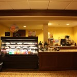 Crowne Plaza snack bar