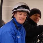Jockey Julien Lepareux