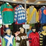 Silks exhibit