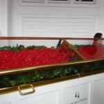 Kentucky Derby blanket of roses