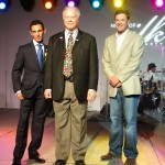 Derby winning Team Valor - Barry Irwin, John Velasquez and H. Graham Motion