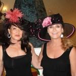 Oaks brunch hats