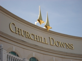 Churchill_Downs_entrance