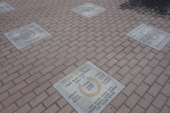 Saratoga Walk of Fame