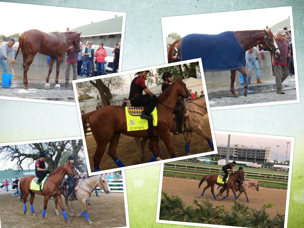 collage backside justify